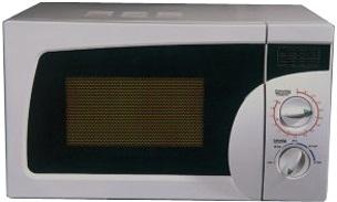 Микроволновая печь Beko MWF 2010 MS - вид спереди