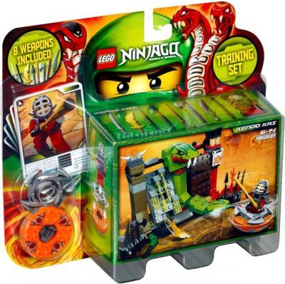 Конструктор Lego Ninjiago Тренировка для ниндзя (9558) - упаковка