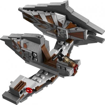 Конструктор Lego Star Wars Спидер с Датомира (7957) - общий вид
