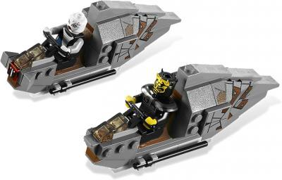 Конструктор Lego Star Wars Спидер с Датомира (7957) - фигурки мини-героев