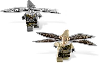 Конструктор Lego Star Wars Джеонозианская пушка (9491) - мини-фигурки героев