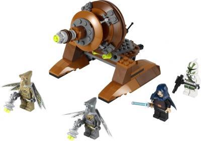 Конструктор Lego Star Wars Джеонозианская пушка (9491) - общий вид