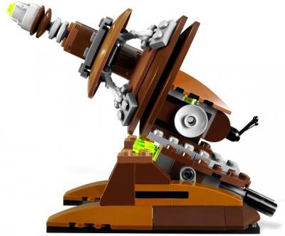 Конструктор Lego Star Wars Джеонозианская пушка (9491) - джеонозианская пушка