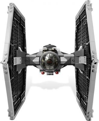 Конструктор Lego Star Wars Истребитель TIE (9492) - вид истребителя спереди