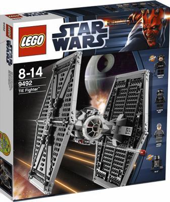 Конструктор Lego Star Wars Истребитель TIE (9492) - упаковка