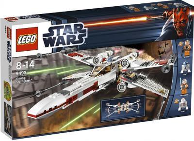 Конструктор Lego Star Wars Истребитель X-wing (9493) - в упаковке