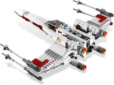 Конструктор Lego Star Wars Истребитель X-wing (9493) - общий вид