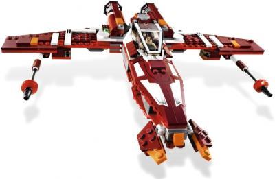 Конструктор Lego Star Wars Республиканский атакующий звёздный истребитель (9497) - общий вид