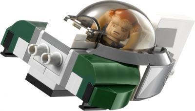 Конструктор Lego Star Wars Звездный истребитель джедая Саези Тиина (9498) - спасательная капсула