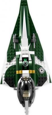 Конструктор Lego Star Wars Звездный истребитель джедая Саези Тиина (9498) - вид сверху