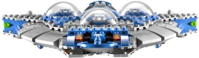 Конструктор Lego Star Wars Гунган Саб (9499) - вид спереди