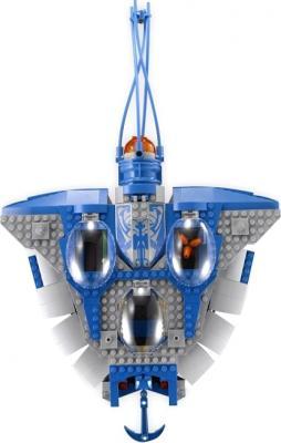 Конструктор Lego Star Wars Гунган Саб (9499) - вид сверху