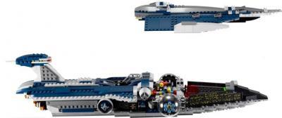 Конструктор Lego Star Wars Зловещий (9515) - общий вид