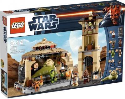 Конструктор Lego Star Wars Дворец Джаббы (9516) - в упаковке
