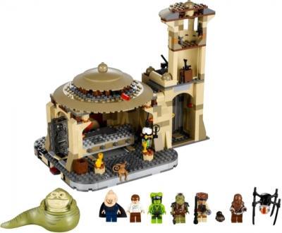 Конструктор Lego Star Wars Дворец Джаббы (9516) - общий вид