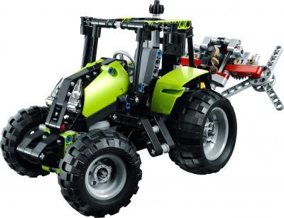 Конструктор Lego Technic Трактор 2 в 1 (9393) - трактор