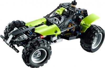 Конструктор Lego Technic Трактор 2 в 1 (9393) - гоночная машина