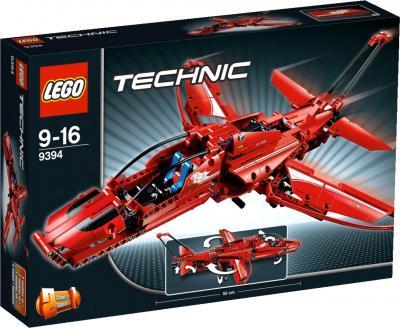 Конструктор Lego Technic Реактивный самолёт 2 в 1 (9394) - упаковка