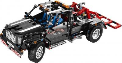 Конструктор Lego Technic Тягач 2 в 1 (9395) - общий вид