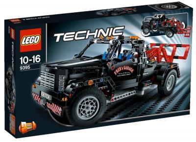 Конструктор Lego Technic Тягач 2 в 1 (9395) - упаковка