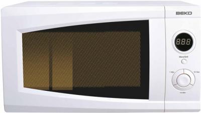 Микроволновая печь Beko MWF 2310 EW - вид спереди