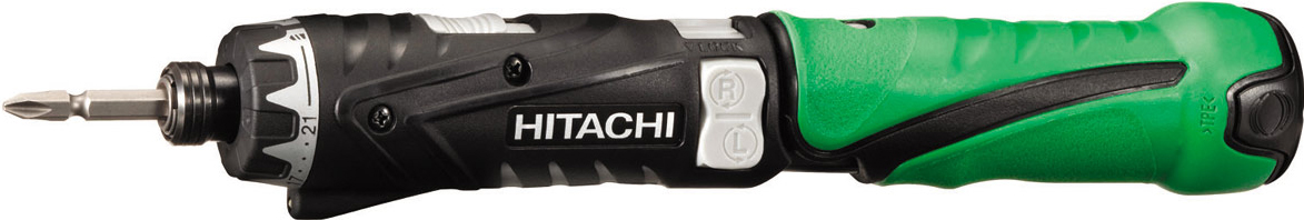 Фотография Электроотвертка Hitachi - 2