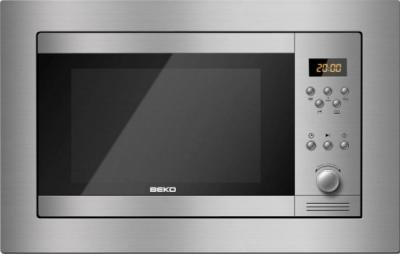 Декоративная рамка для СВЧ Beko MWK 2310 X - общий вид с микроволновкой