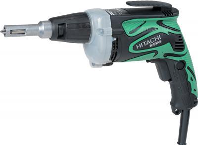 Профессиональный шуруповерт Hitachi W6VA4 (H-124039) - общий вид