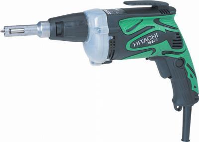 Профессиональный шуруповерт Hitachi W6V4 - общий вид