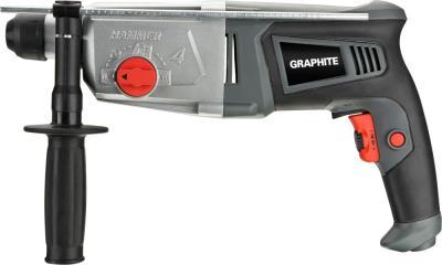 Перфоратор Graphite A-58G518 - вид сбоку