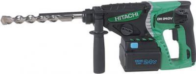 Профессиональный перфоратор Hitachi DH24DV (H-150199) - общий вид