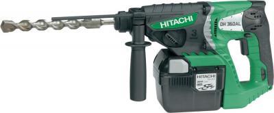 Профессиональный перфоратор Hitachi DH36DAL (H-153299) - общий вид