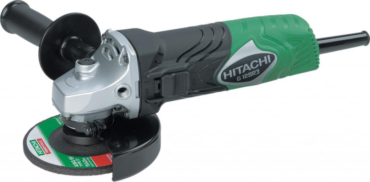 Фотография товара Угловая шлифмашина Hitachi