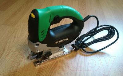 Профессиональный электролобзик Hitachi CJ90VST