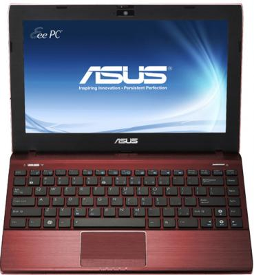 Ноутбук Asus Eee PC 1225B-RED052M - общий вид