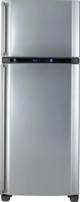 Холодильник с морозильником Sharp SJ-PT481RHS - общий вид
