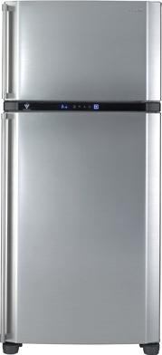 Холодильник с морозильником Sharp SJ-PT561RHS - общий вид