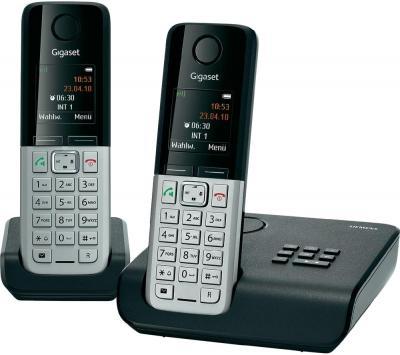 Беспроводной телефон Gigaset C300A Duo - общий вид
