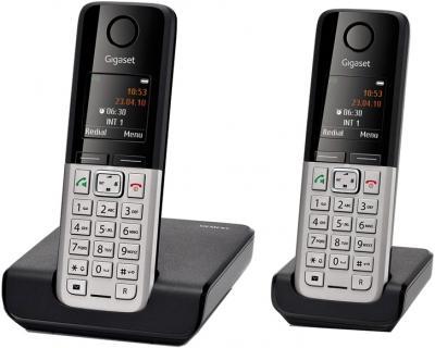 Беспроводной телефон Gigaset C300 Duo - общий вид