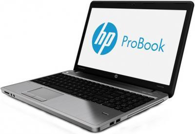 Ноутбук HP ProBook 4540s (B7A49EA) - общий вид