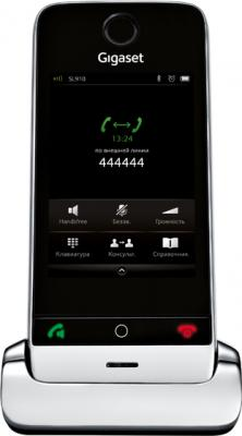 Беспроводной телефон Gigaset SL910 - вид спереди