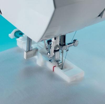 Швейная машина Singer 7422 Advance - обметывание петель