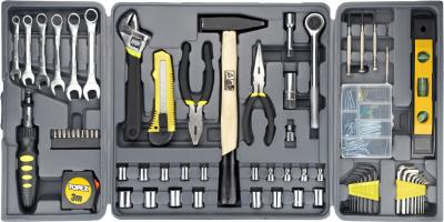 Универсальный набор инструментов Topex A-38D215 (135 предметов) - общий вид