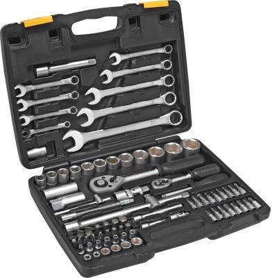 Универсальный набор инструментов Topex A-38D686 (82 предмета) - общий вид