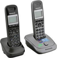 Беспроводной телефон Panasonic KX-TG2512  (черный) -
