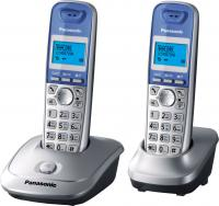 Беспроводной телефон Panasonic KX-TG2512  (серебристый) -