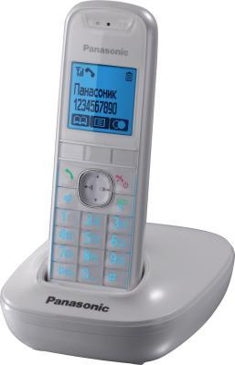 Беспроводной телефон Panasonic KX-TG5511  (White, KX-TG5511RUW) - общий вид