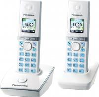 Беспроводной телефон Panasonic KX-TG8052  (White, KX-TG8052RUW) -
