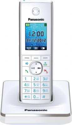 Беспроводной телефон Panasonic KX-TG8551 (белый) - общий вид