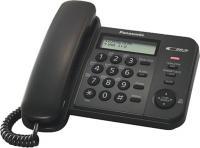 Проводной телефон Panasonic KX-TS2356  (черный) -